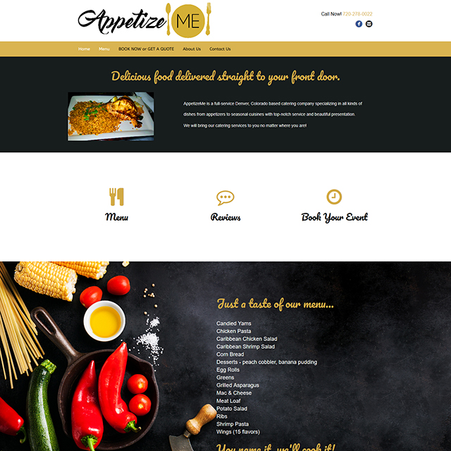 AppetizeMe Catering