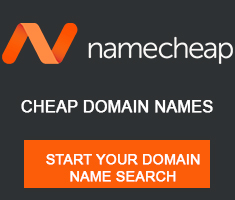 Start your domain name search